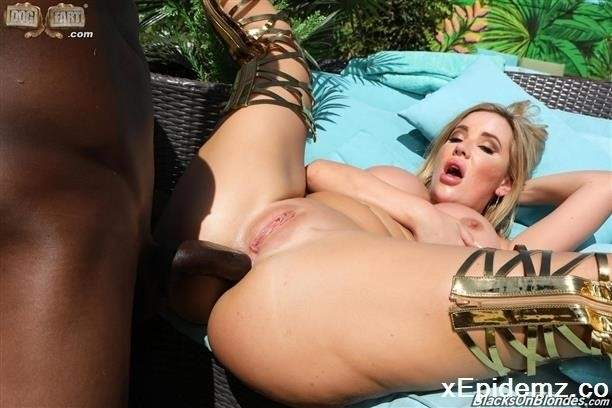 Savannah Bond - And Big Black Cock (2019/BlacksOnBlondes/SD)
