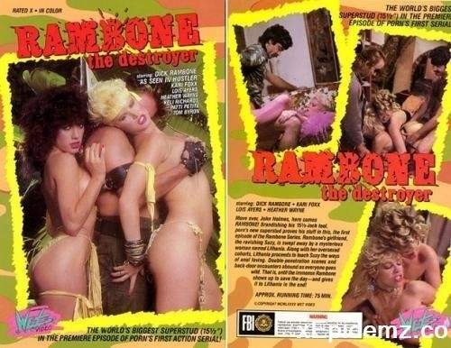 Rambone The Destroyer (1985/SD)